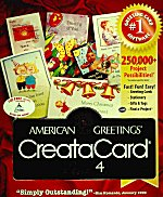 Software review greeting card programs creatacard plus 4 this is pretty clunky software which is a surprise from a company that did such a bang up job on their web site m4hsunfo